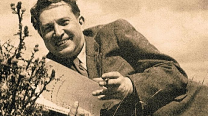 Jaroslav Seifert. Foto – Vydavateľstvo Akropolis