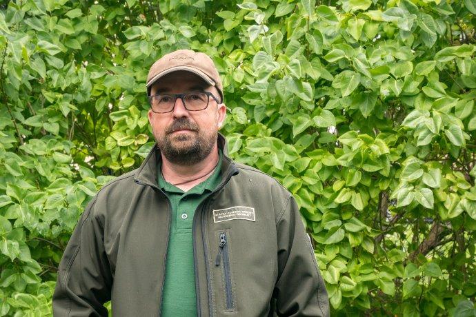 Pavol Majko, riaditeľ Správy Tatranského národného parku. Foto – Soňa Mäkká