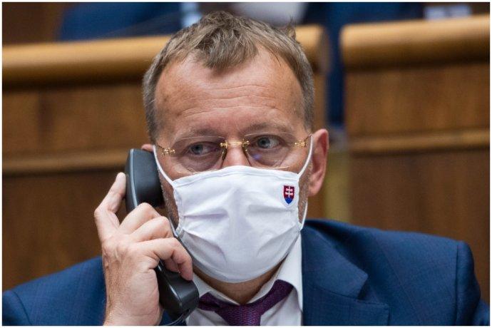 Predseda Národnej rady Boris Kollár (Sme rodina). Foto - TASR