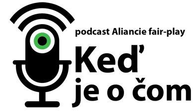 Aliancia fair-play podcast