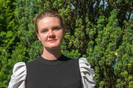 Sandra Popelářová. Foto – Soňa Mäkká