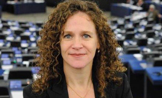 Holandská europoslankyňa Sophie in 't Veld