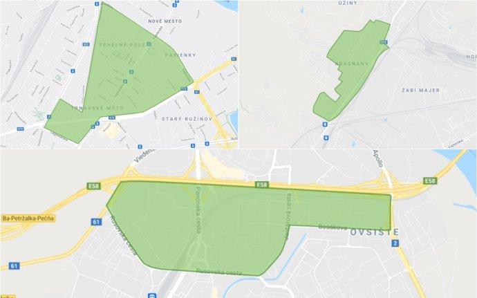 Spustenie parkovacej politiky vBratislave sa odkladá, prvé zóny budú najskôr vnovembri