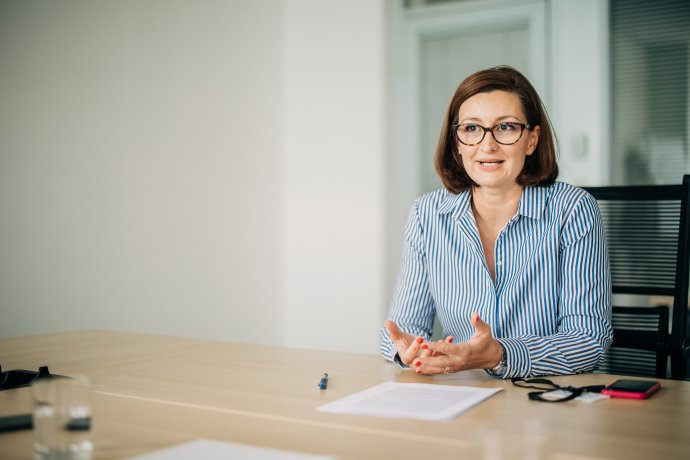 Júlia Dvorszki, nová riaditeľka spoločnosti Janssen Slovensko