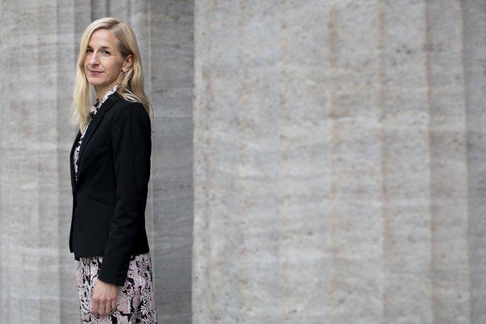 Barbora Jakobsen. Foto – Deník N/Gabriel Kuchta