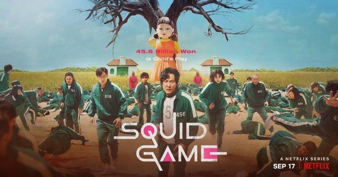 Juhokórejský seriál Squid Game je na najlepšej ceste stať sa najväčším seriálom v histórii Netflixu. Foto - Netflix