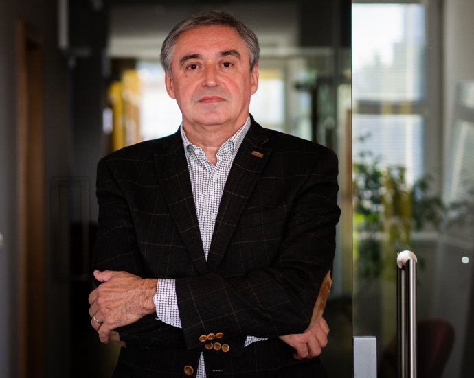 František Brliť. Foto N - Tomáš Grečko