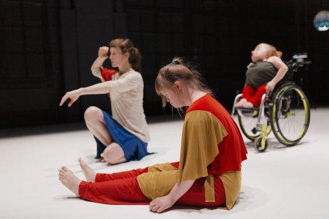 Záber z predstavenia Mirage. Foto – Sanna Lehto