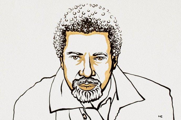 Spisovateľ Abdulrazak Gurnah. Foto - Niklas Elmehed © Nobel Prize