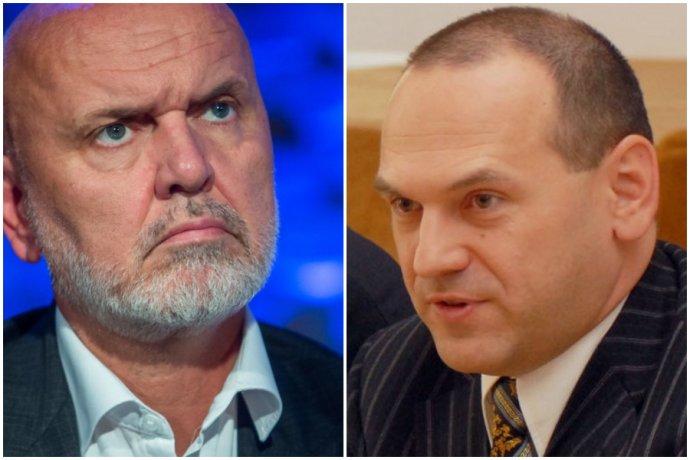 Oszkár Világi a Ján Sabol. Foto N - Tomáš Benedikovič a TASR
