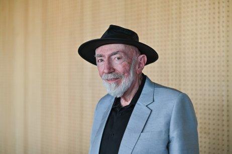Fyzik Kip Stephen Thorne. Foto – ESET Science Award/Linda Kisková Bohušová